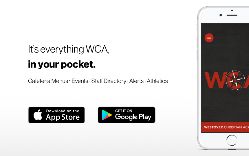 WCA has an app!