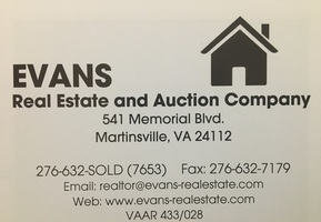 Evans Real Estate and Auction Company