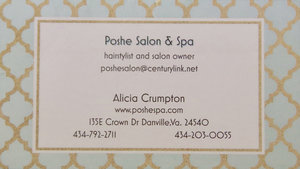 Poshe Salon & Spa