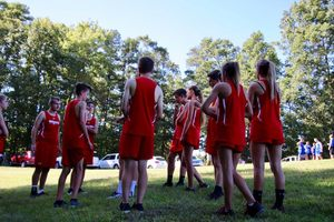 Cross Country season is off to a great start!