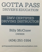 Gotta Pass Driver's Education