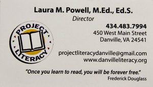 Project Literacy Danville