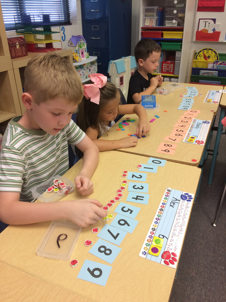 Kindergarten number time