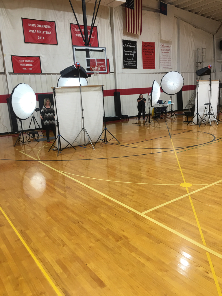 WCA picture Day