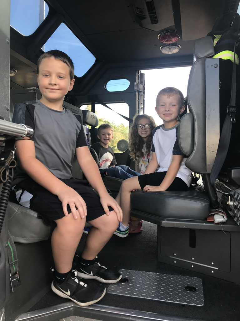 More future firefighters