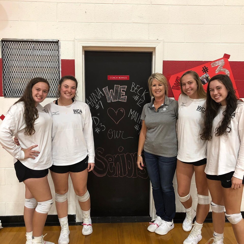 WCA Volleyball Seniors