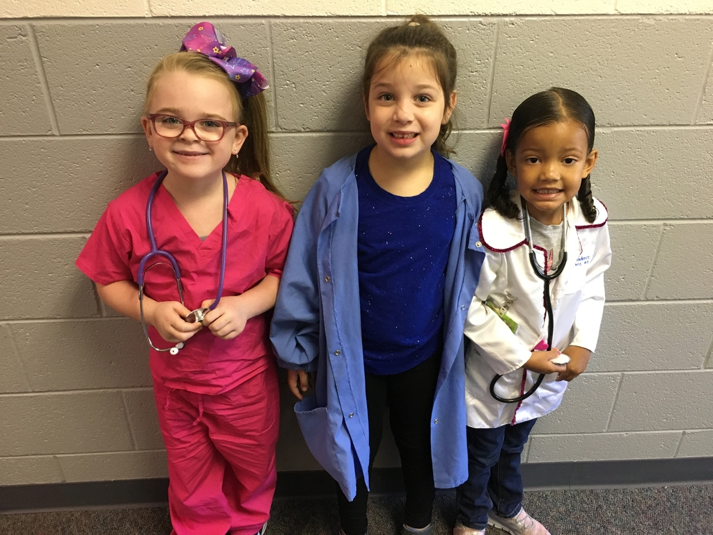Mini Medical Helpers!