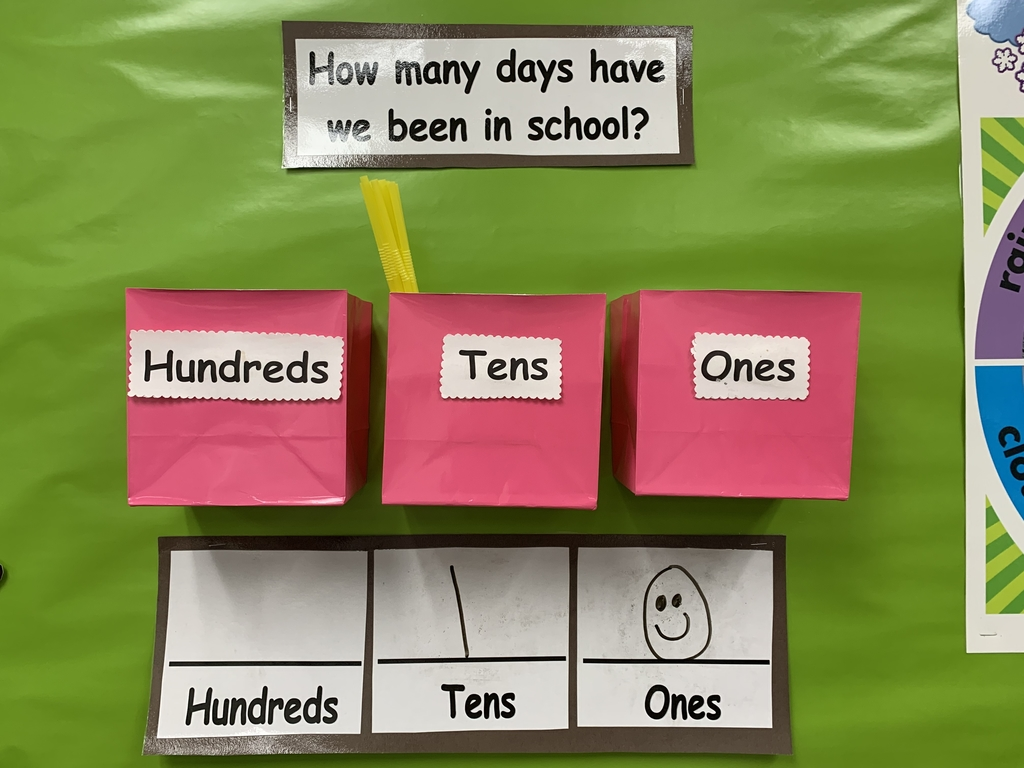 10 straws combine to make 1 group of ten. It's the 10th day of school!