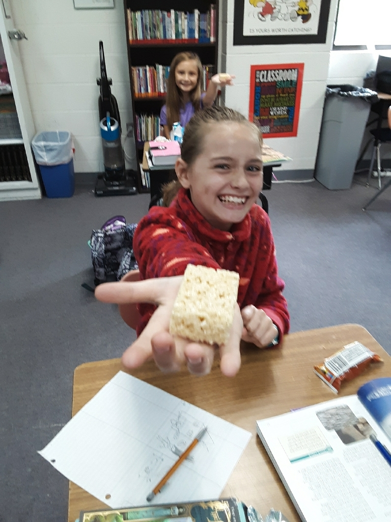 Is it pumice or rice crispies treat
