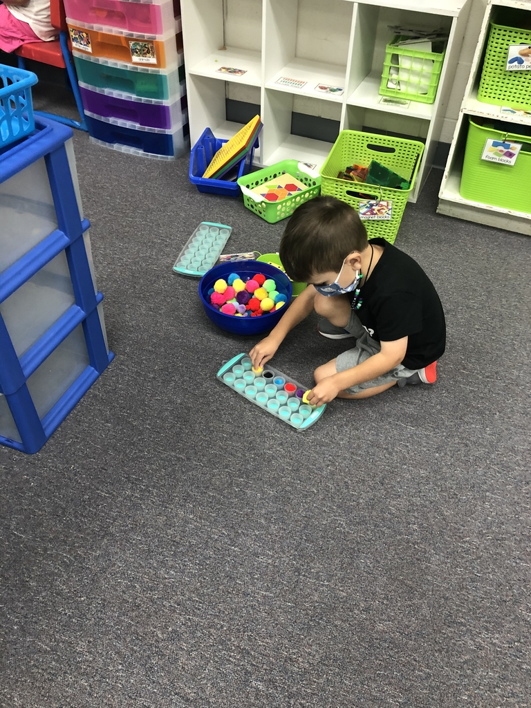 Counting at the math center